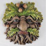 Trunkcorn Tree Ent Plaque