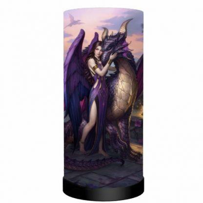 Dragon Sanctuary Lamp