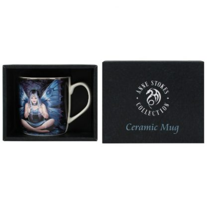 Spell Weaver Mug and box