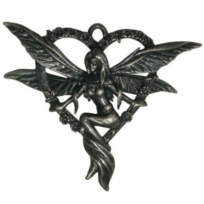 Elf Heart Pendant