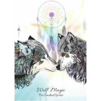 Wolf Magic Card