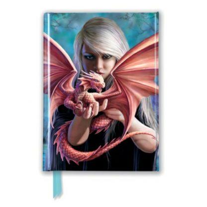 Dragonkin Foiled Pocket Journal
