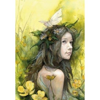 Summer Maiden Card