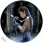 Water Dragon Clock