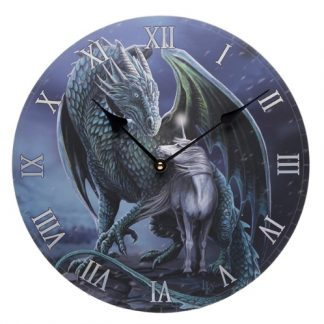 Protector of Magick Clock