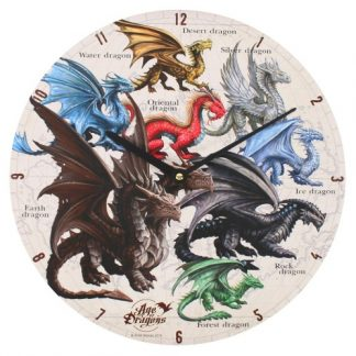 Dragons of the World Clock