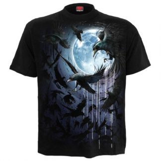 Crow Moon T Shirt