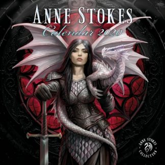 Anne Stokes Calendar 2020