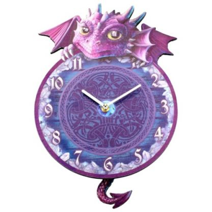 Dragon Tickin Clock