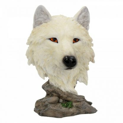 Snow Searcher Wolf