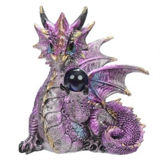 Crystal Soothsayer Dragon Figurine