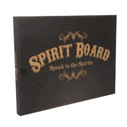Skull Print Spirit Board box