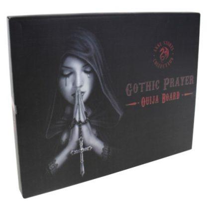 Gothic Prayer Spirit Board box