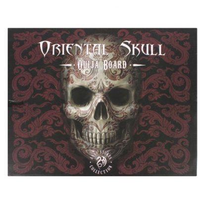 Oriental Skull Spirit Board box