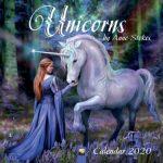 Unicorns by Anne Stokes Calendar 2020