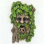 Merlin Tree Ent Plaque