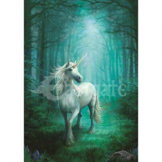 Forest Unicorn Card
