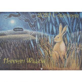 Hannah Willow Poetry Calendar 2020