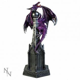 Igors Spire Dragon Figurine