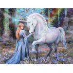 Bluebell Woods Canvas Picture