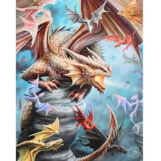 Dragon Clan Canvas Picture