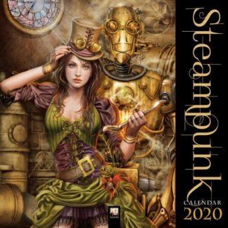 Steampunk Calendar 2020