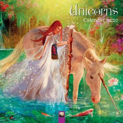 Unicorns Calendar 2020