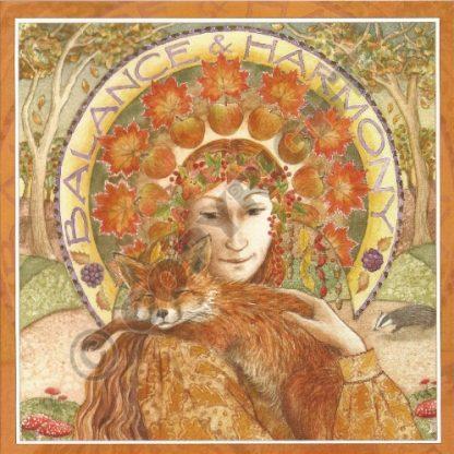 Balance and Harmony Card