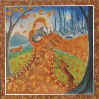 Autumn Equinox Card