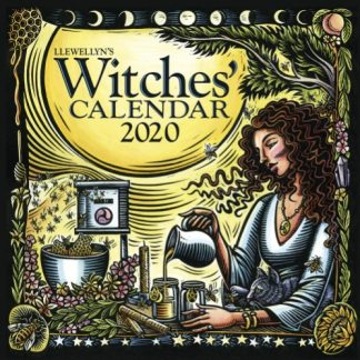 Witches Calendar 2020