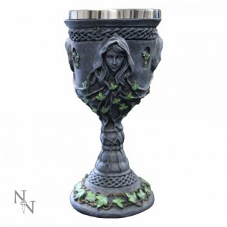 Mother Maiden and Crone Chalice