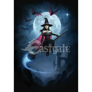Witch Flight Card