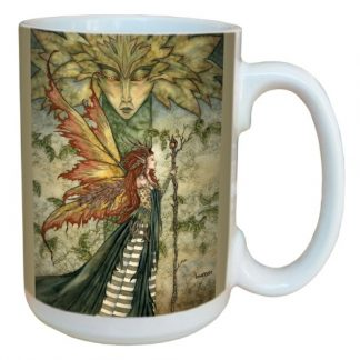 The Greenwoman Mug