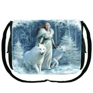 Winter Guardians Messenger Bag