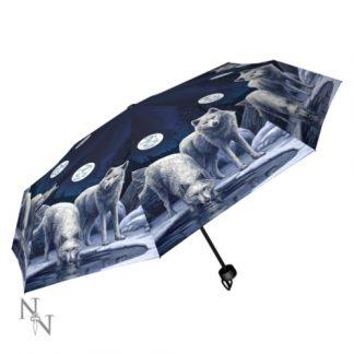 Warriors of Winter Umbrella
