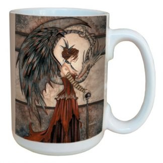 Court of the Dragon Mug