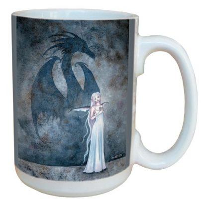 Dragon Shadow Mug