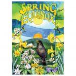 Spring Equinox Card