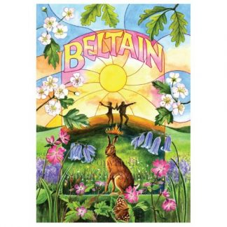 Beltain Card