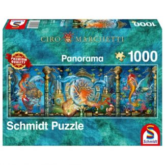Underwater World Jigsaw Puzzle