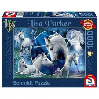 Mythical Unicorns Jigsaw Puzzle