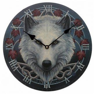 Guardian of the Fall Clock
