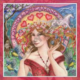Loving and Dreaming Card