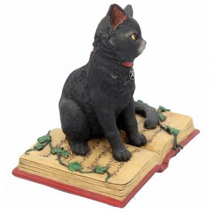 Eclipse Cat Figurine