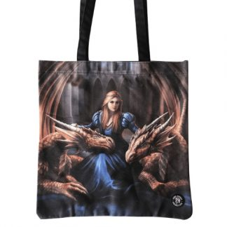 Fierce Loyalty Tote Bag