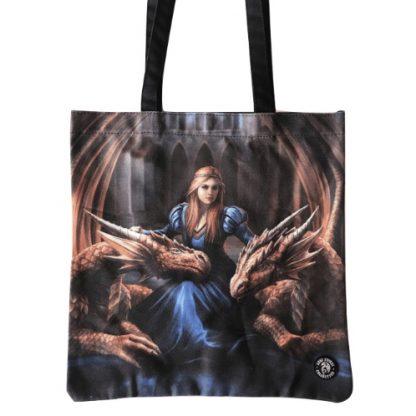 Fierce Loyalty Tote Bag