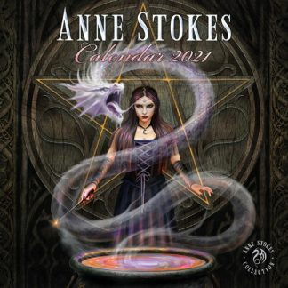 Anne Stokes Calendar 2021
