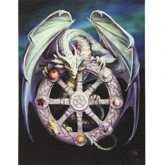 Year of the Magical Dragon Canvas Picture