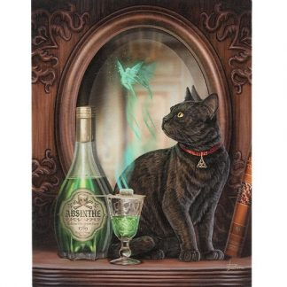Absinthe Canvas Picture