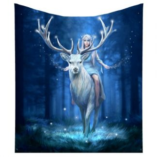 Fantasy Forest Throw